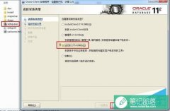 Oracle 11g Client客户端安